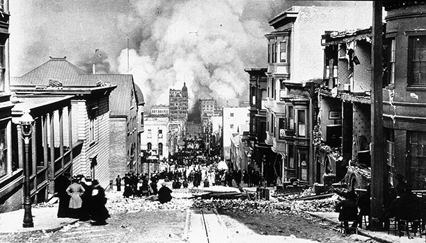 The San Francisco Earthquake
