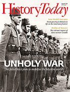 September issue of History Today