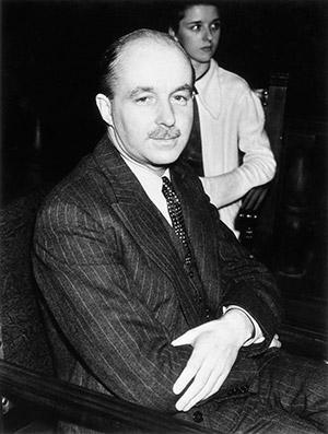 Guy Liddell, photographed in 1938. Corbis/Bettmann
