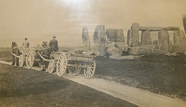 Solving the Riddle of Stonehenge's Construction