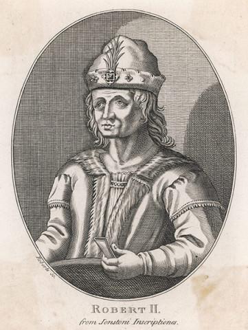 Robert II of Scots is born | History Today