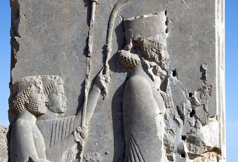 Persepolis The Monument Of Xerxes History Today