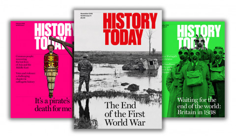 History Today Back Issues