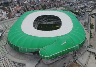 Timsah Arena, Bursa.