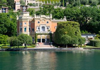 The Villa Feltrinelli. Copyright Anna Reinert