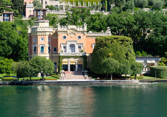 The Villa Feltrinelli. Copyright Anna Reinert
