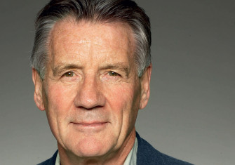 Michael Palin Podcast. Travels Through Time