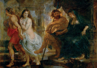Orpheus, by Peter Paul Rubens, 1636-38. Museo Nacional del Prado, Madrid © akg-images