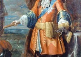 James II in 1685