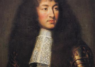 Louis XIV in 1661
