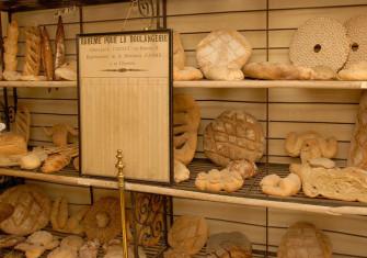 Le Musée de la Boulangerie à Bonnieux.