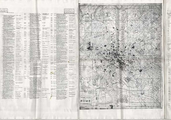 Courtesy BSR Library and Archive Special Collections, John Bryan Ward-Perkins War Damage records, Frick maps.