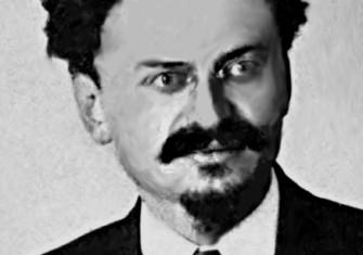 Trotsky in 1921