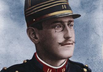 Alfred Dreyfus (1859-1935).