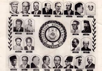 The Belgrade Conference, September 1961