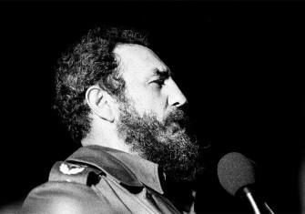 Fidel Castro in 1978