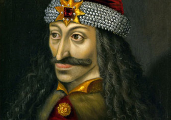 Vlad the Impaler; also known as Vlad Dracula.