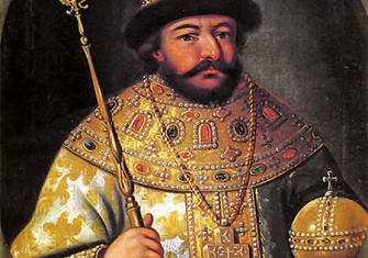 Boris Godunow, Tsar of Russia
