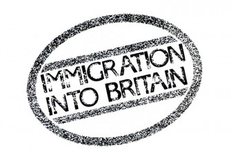 Immigration in Britain