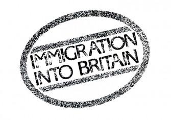 Immigration into Britain