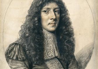 Sole surviving portrait: John Aubrey, 1666. Ashmolean Museum, Oxford / Bridgeman Images