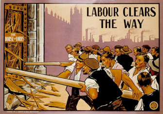 Labour gets to grips with reform of the House of Lords, 1906