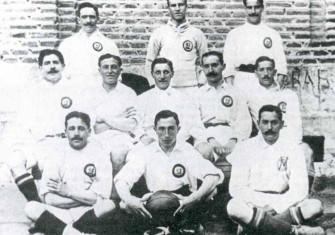 Real Madrid, 1905