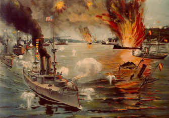The Battle of Manila Bay