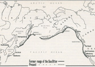 World Map Bering Strait.The Map Bering Strait 1860s History Today