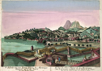 Port Royal in the 1750s
