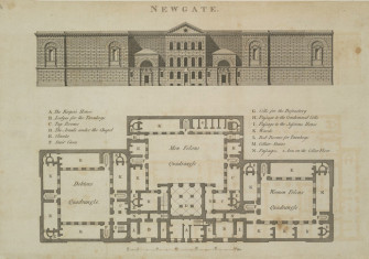 newgate in the eighteenth century