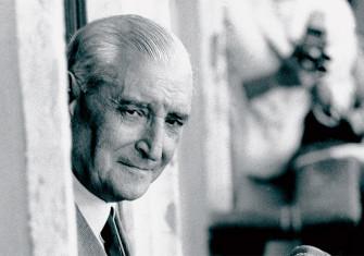 António de Oliveira Salazar, c.1960.