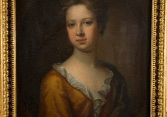 18th century portrait of Elizabeth Tollet