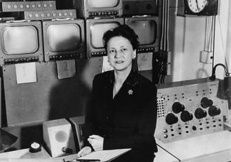 Grace Wyndham Goldie, c.1955