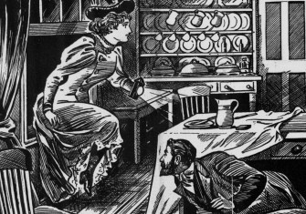 'A New Thing in Burglary', Illustrated Police News, 2 April 1898.