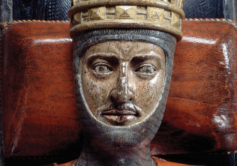 Effigy of Robert Curthose in Gloucester Cathedral.