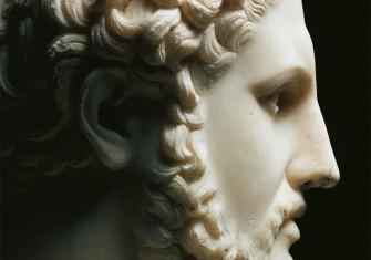 Bust of Philip II of Macedon, first century AD. (Bridgeman Images)