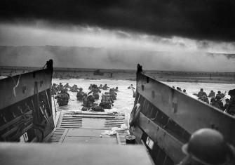 Omaha Beach, June 6, 1944. By Robert F. Sargent