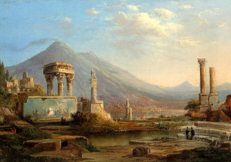Travels Through Time Pliny the Younger_Vesuvius