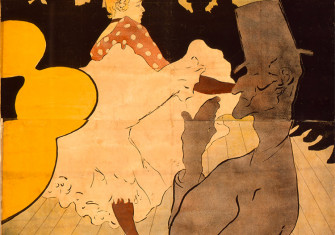 Henri de Toulouse Lautrec, Moulin Rouge: La Goulue (1891)