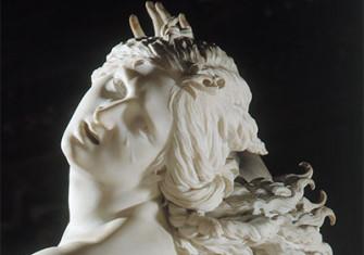 'The Rape of Proserpina by Pluto', Gian Lorenzo Bernini, 1621