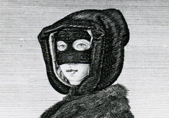 Femme fatale: Wenceslaus Hollar's 'Winter', 1643.
