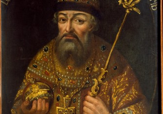 Ivan IV, 'the Terrible', early 18th century. AKG Images