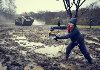 Fresh perspective? Making the BBC Three drama Our World War. BBC Photo Library