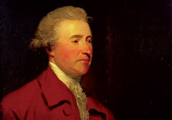 Edmund Burke (1729-97) by James Northcote (1746-1831).