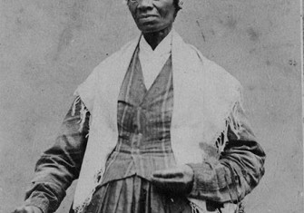 Sojourner Truth, c.1864.