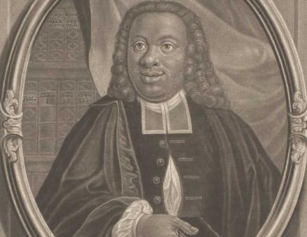 Jacobus Elisa Johannes Capitein, c.1742 © Bridgeman Images.