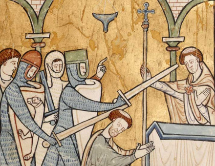 Martyrdom of Thomas Becket