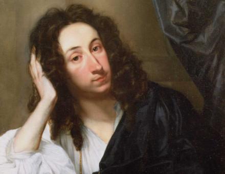 John Evelyn, by Robert Walker, 1648.