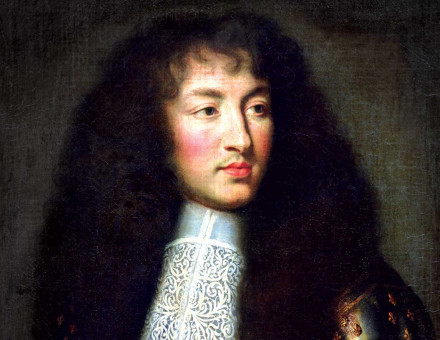 Louis XIV after Charles Le Brun,17th century © Bridgeman Images